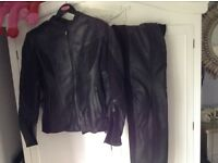 Rst leather suit