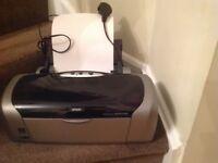 Epsom stylus photo printer R200
