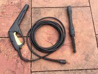 Kärcher 7.5 m High Pressure Hose with Hand Gun & Lance