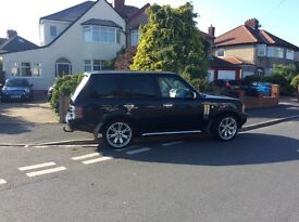 Range Rover vogue l322 lpg 4.4 v8 2002 facelift may px swap classic car