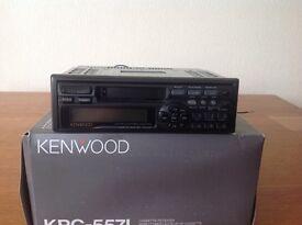KENWOOD KRC RADIO CASSETTE