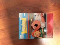 Brand new Family Guy box set in cellophane wrap seasons 1-14