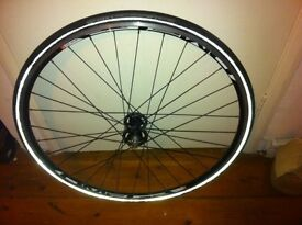 Track/fixie front wheel