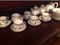 Coffie/ Tea Set