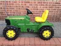 John Deere 6920 pedal tractor