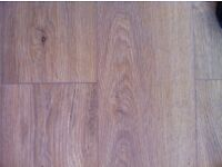 **** New Oak 12mm laminate floor ****