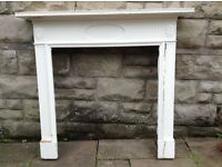 TRADITIONAL SOLID WOOD FIRE SURROUND