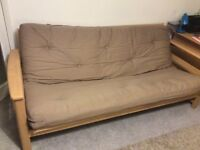 Futon sofa bed for £90 in North Finchley