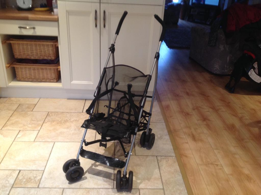 BABYLO PUSHCHAIR - AS NEW