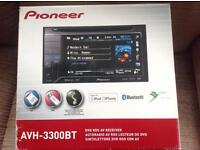 Pioneer AVH-3300BT multimedia system