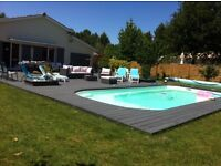 Vacation re tales France (House with swimming pool) near Bordeaux Lacanau