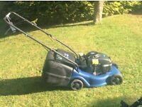 Challenge Xtreme Petrol Rotary Mower, Great Little Runner