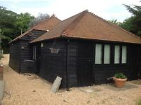 Self contained one bed holiday let
