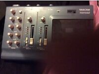 Tascam four track tapes