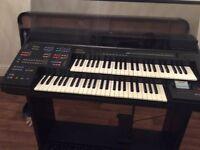 Yamaha hs6 organ.