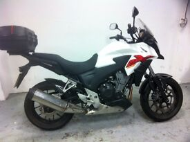 Honda CB500XA-E 2014 for sale
