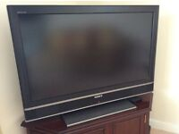 """SONY Bravia KLV375310A LCD 37"""" Colour TV + Freeview Box"""