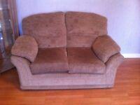 Free 3 plus 2 seater sofa