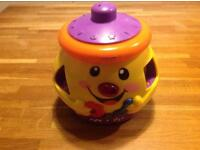 Fisher price laugh & learn cookie jar