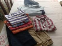 Bundle of boy clothes 4/5 years old