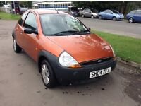 Low mileage 2004 Ford Ka 1.3 full year mot cheap wee runabout