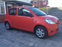Diahatsu sirion 1.0' 31000 miles as new 58 plate (same as Subaru justy)immaculate , £30 tax a year