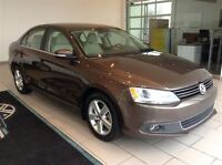 2012 Volkswagen Jetta CL TDI ***Power Sunroof***