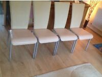 Dining Room chairs x4