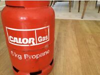 Propane Camper Calor Gas