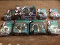 Harry Potter collectable figures joblot , brand new in box