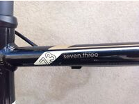 """Ladies Trek 7.3 """"women's specific edition"""" bike just three years old in almost new condition."""