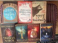 Joblot of books, 7 novels
