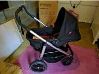 Phil & Teds Smart Lux Stroller / Buggy / Push Chair / Pram / Travel System