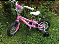 Specialised HOTROCKS bike PINK