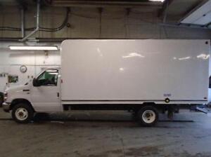 2015 Ford E-350 Cube Van 16 ft