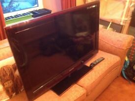 Samsung 40inch television in good working order