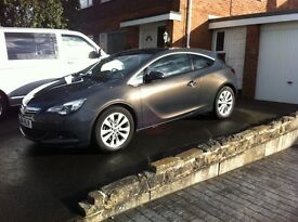Vauxhall Astra GTC SRI 2.0 CDTI - very low mileage/excellent condition
