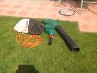 Black and Decker Garden Vac/Blower