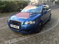 Audi A3 1.6 Petrol, Sport back 5dr, (Looks and Drives absolute superb, nice spacious car)