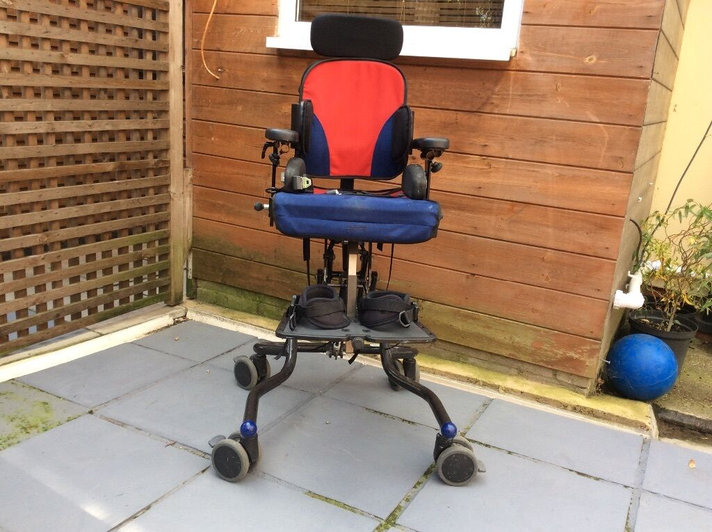 JCM CUSTOM TRITON CHAIR SIZE 2 CHILDS DISABILITY CHAIR | in Ely ...