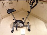 Exercise bike - as new