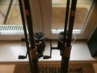 Harrison chimera speciallist barbel rods