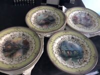 'Spode' Set of Collectable Plates