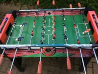 ARSENAL STYLE TABLE FOOTBALL GAME