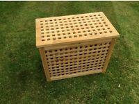 Wicked Wooden Storage Box