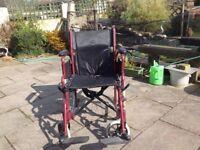 Wheel chair , light weight