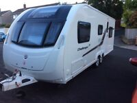 Excellent Condition Swift Challenger 590SE