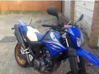 Yamaha xt660x low miles