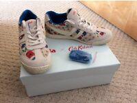 Cath Kidston/Gola Paradise Fields trainers size 5