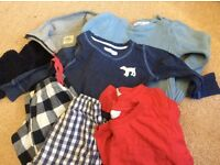 Boys' clothing age 2-3/3-4yrs, excellent condition